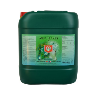 House & Garden Aqua Flakes A -- 20 Liters