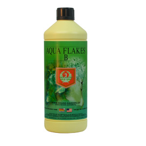 House & Garden Aqua Flakes B -- 1 Liter