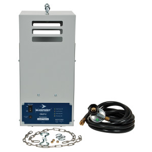 Blueprint CO2 Generator LP
