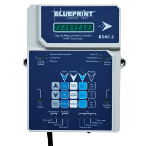 Blueprint Digital Atmosphere Controller w/ Fuzzy Logic