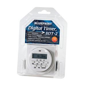 Blueprint Digital Timer 120V