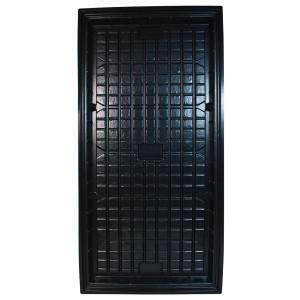 Black Flood Tray