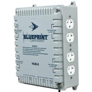 Blueprint HID Hub 8 Site