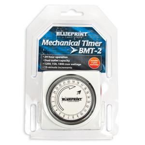 Blueprint Mechanical Timer 120V