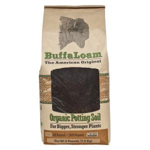 BuffaLoam Organic Potting Soil