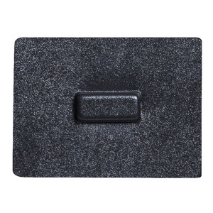 Black Reservoir Porthole Cover