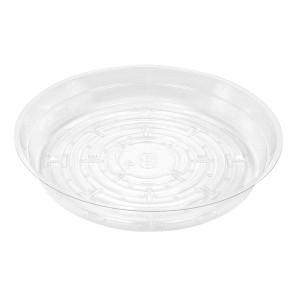 Clear Vinyl Saucer