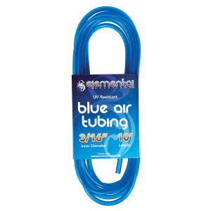 "Elemental O2 Blue Air Tubing 3/16"""