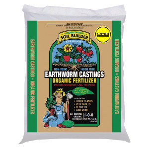 Wiggle Worm Soil Builder Earthworm Castings