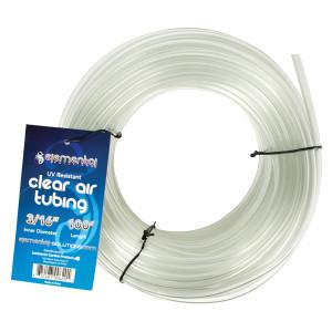 "Elemental O2 Clear Air Tubing 3/16"""