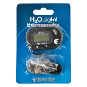 Elemental H2O Digital Thermometer