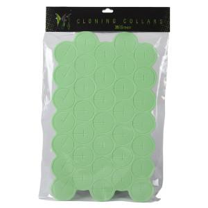 EZ-Clone Green Cloning Collar (Bag of 35)