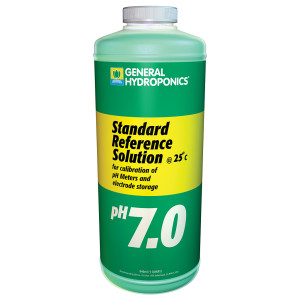 General Hydroponics pH Calibration 7.0 Solution