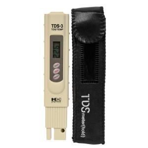 Handheld TDS Meter w/ Carrying Case
