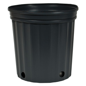 Nursery Pot #2 Black