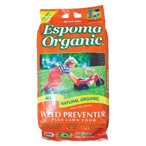 Organic Weed Preventer