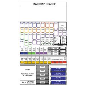 Raindrip Starter Center
