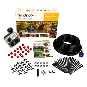 Raindrip Automatic Drip Watering Patio Kit