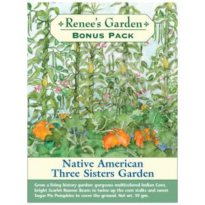 Native American Three Sisters Garden Bonus Pack