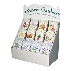 Renee's Garden Tabletop Display