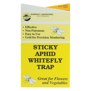 Sticky Aphid/Whitefly Traps