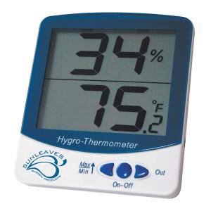 Sunleaves Digital Min/Max Hygro-Thermometer