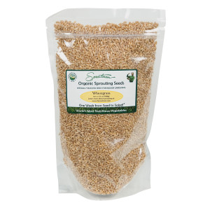 Sproutman Wheatgrass Seeds