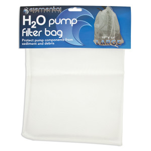 Elemental H2O Pump Filter Bag Large