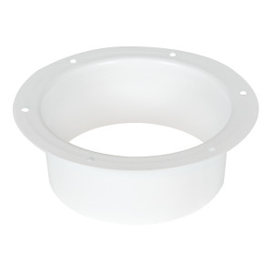 DuraBreeze Wall Flange