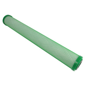 Tall Boy and Tall Blue Green Carbon Filter