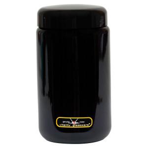Violiv Wide-Mouth Capped Jar