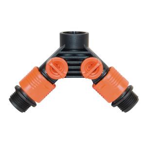 Y Faucet Connector