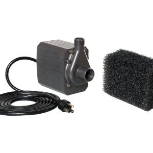 Pump 950 GPH for EZC120