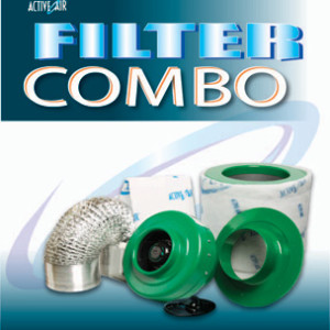 Active Air 1312 Filter Combo