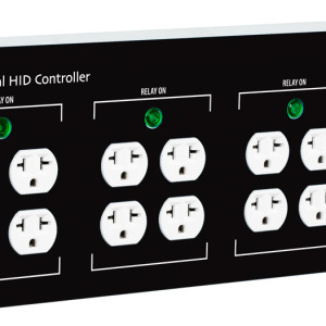 12 Light Control Hi Power HID