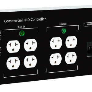 8 Light Control High Power HID