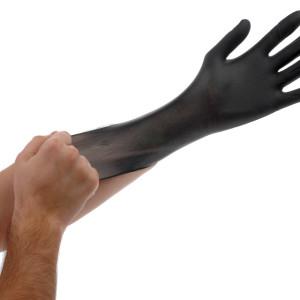 Black Lightning Gloves