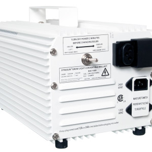Xtrasun 1000W 120/240V HPS/MH