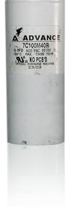Capacitor Hal 175W Dry 10/400