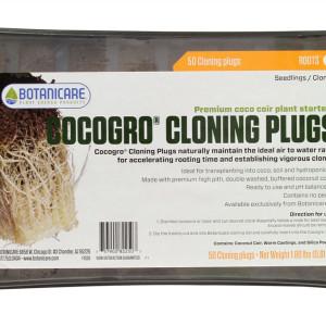 Cocogro Plug 50 Pk Refill