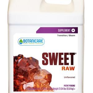 Sweet Carbo Raw 2.5 Gal