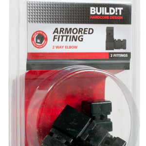 BUILDIT 2 Way Elbow Fitting