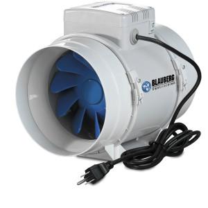 """Inline Mixed Flow Fan 10"""""""