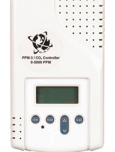 Co2 Generator Ppm Controller