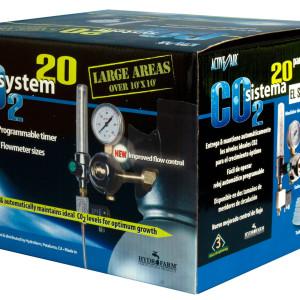 Hydrofarm CO2 1-20 CFHw/Timer