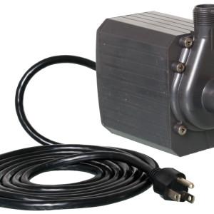 1800GPH Utility Pump w/venturi