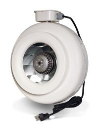 """Eclipse Fan 12""""/960 CFM"""
