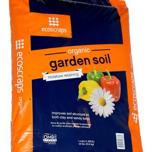 Ecoscraps Garden Soil Organic