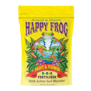 Happy Frog Fruit & Flower