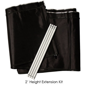 2' Extension Kit 10'x20' Goril